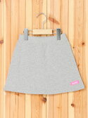 【SALE/55%OFF】X-girl Stages LOGO BASIC SWEAT SKIRT 4T エックスガールステージス スカート【RBA_S】【RBA_E】