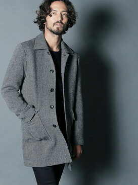 【SALE/15%OFF】Magine ENGLAND WOOL TWEED SINGLE COAT マージン コート/ジャケット【RBA_S】【RBA_E】【送料無料】