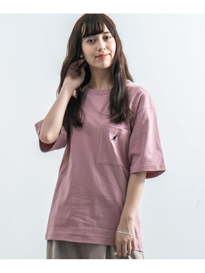 トップス, Tシャツ・カットソー SALE30OFFKANGOL KANGOL(U)SS Tee T