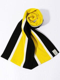 Wool Scarf: Yellow