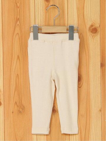 【SALE/50%OFF】petit main 猫ポケットフライスPT ナルミヤオンライン パンツ/ジーンズ キッズパンツ ホワイト グレー ブルー パープル
