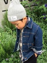 【coen kids】ドビーデニムジャケット(100〜150cm)