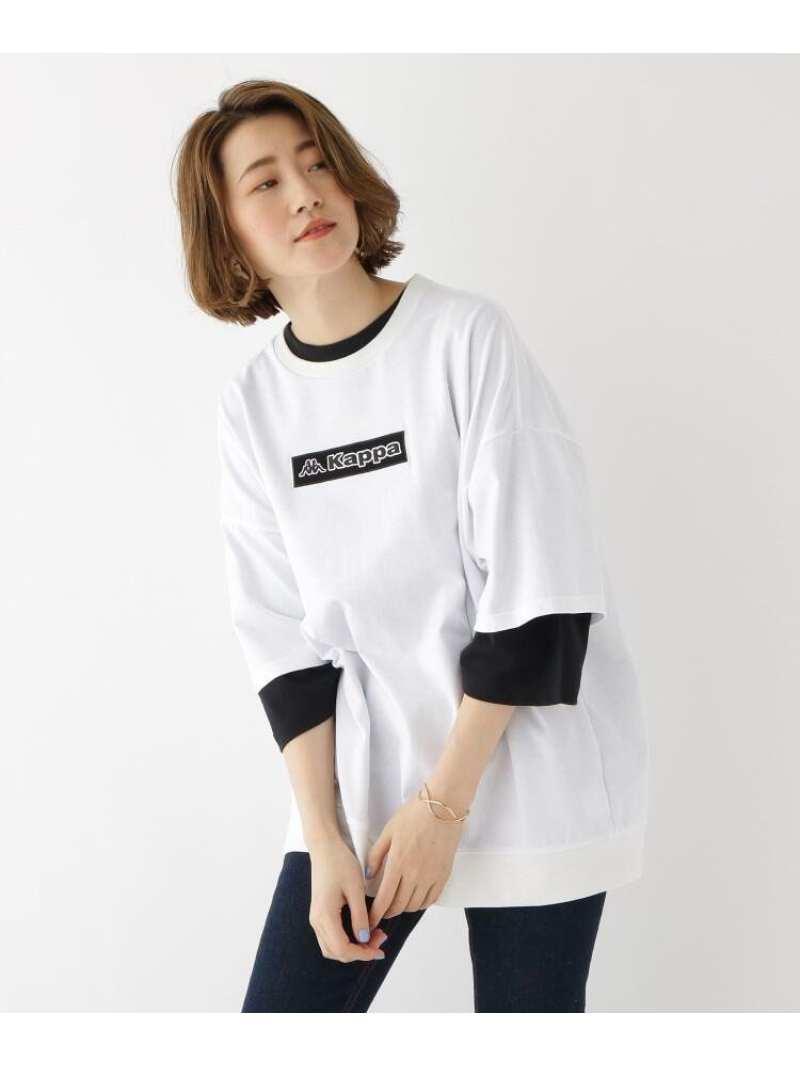 トップス, Tシャツ・カットソー SALE40OFFBASECONTROL Kappa T T