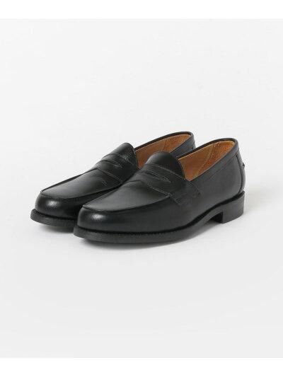 Butt Seam Loafer 1311: Black