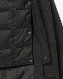 Raglan Coat 51-19-0284-226: Black