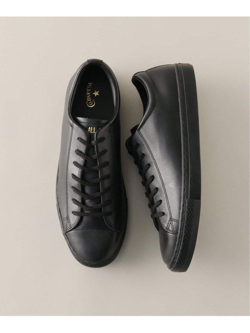 メンズ靴, スニーカー 417 EDIFICE CONVERSE LEATHER ALLSTAR COUPE OX