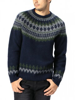 Levi's Merino Crewneck Sweater 19483: 0000 Blue