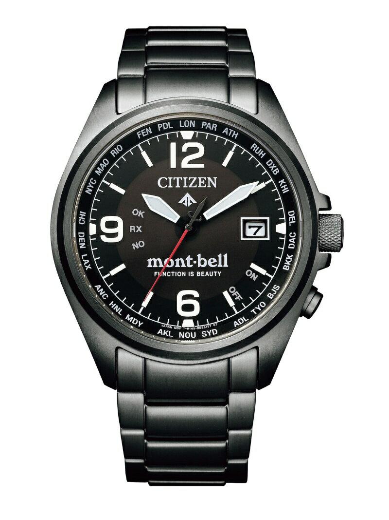 腕時計, その他 PROMASTER LAND CITIZEN PROMASTERmont-bell Eco-Drive CB0177-58E