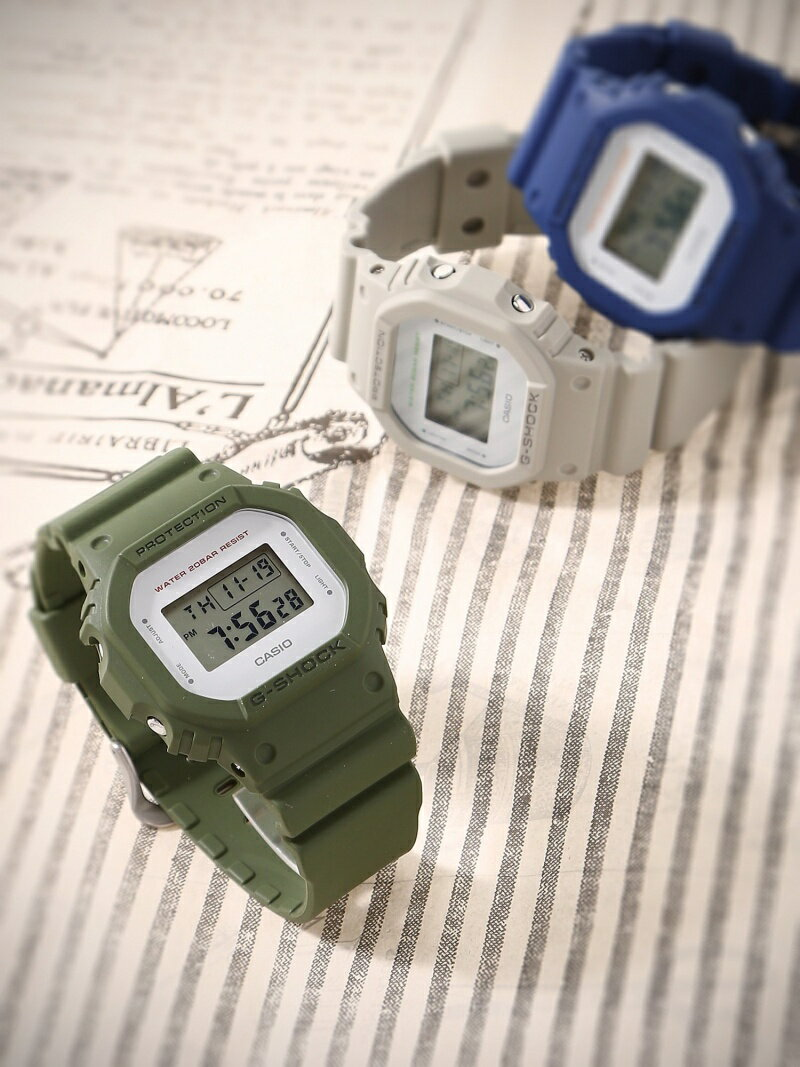 腕時計, その他 BEAMS BOY G-SHOCK DW5600M-8JF, -3JF, -2JF