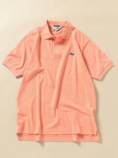 70s Drop Tail Polo 112-12-1019: Pink