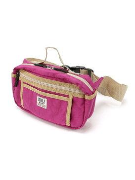 【SALE/8%OFF】DOUBLE NAME WAIST BAG(B) レイカズン バッグ【RBA_S】【RBA_E】【送料無料】