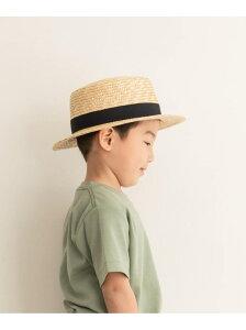 【SALE/30%OFF】DOORS カンカン帽(KIDS) アーバンリサーチドアーズ ファッショングッズ キッズ用品 ブラウン