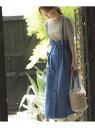 【SALE/33%OFF】mysty woman サスツキマエボタンSK ミスティウーマン スカート スカートその他 グリーン ベージュ【送料無料】