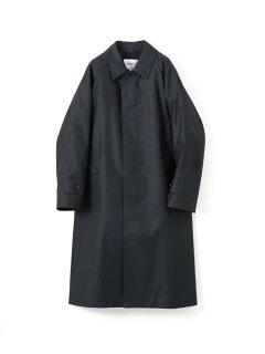 Bal Collar Coat C5O-4-UF04: Navy