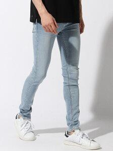 nudie jeans nudie jeans/(M)Hightop Tilde ヌーディージーンズ / フランクリンアンドマーシャル パンツ/ジーンズ フルレングス ブルー【送料無料】