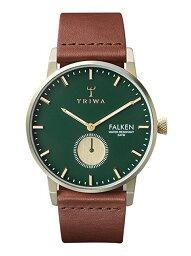 TRIWA (U)FALKEN PINE トリワ ファッショングッズ 腕時計 グリーン【送料無料】