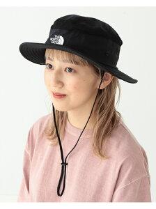 BEAMS BOY THE NORTH FACE / Brimmer Hat ビームス ウイメン 帽子/ヘア小物 ハット ブラック【送料無料】