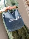 niko and... ORニコロゴトートBAG 2W ニコアンド バ...