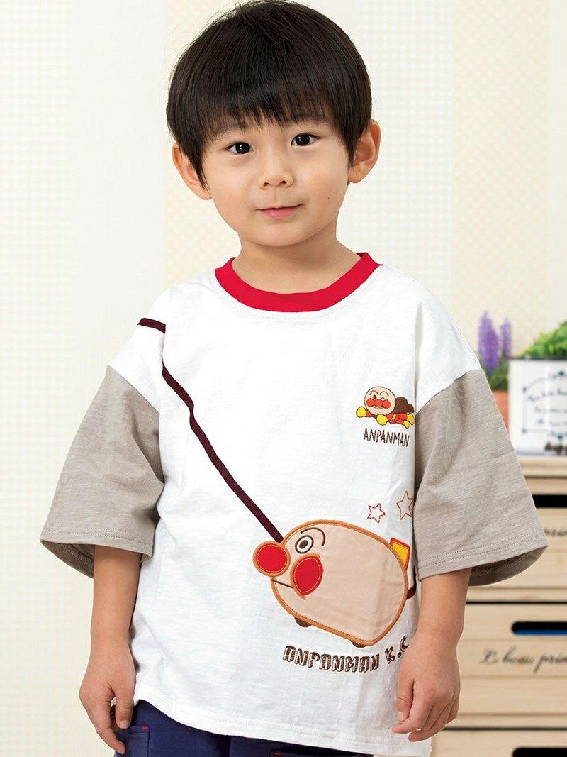トップス, Tシャツ・カットソー ANPANMAN KIDS COLLECTION APKC(K)T