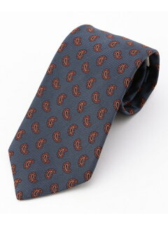 J. Press Paisley Tie TROVKM0237