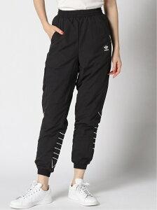 【SALE/50%OFF】adidas Originals ラージロゴ トラックパンツ(ジャージ) [LRG LOGO TRACK PANTS] アディダスオリジナルス アディダス スポーツ/水着 スポーツウェア ブラック【送料無料】