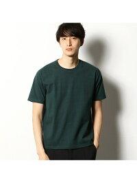 COMME CA ISM オープンエンドベーシックTシャツ