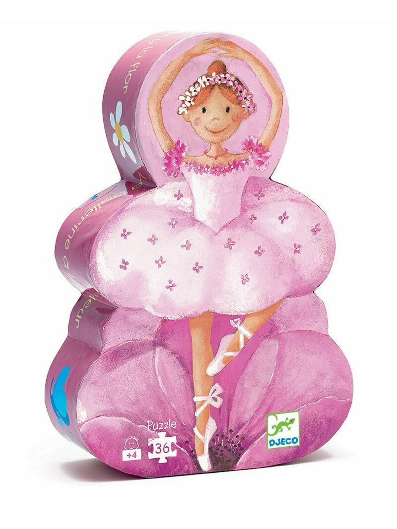 DJECO DJECO/バレリーナウィズフラワー チイクファクトリー ファッショングッズ キッズ用品 ピンク