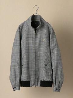 Harrington Jacket 114-04-0226: Grey