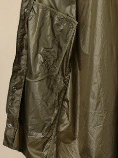 Border Packable Nylon 114-11-0579: Olive