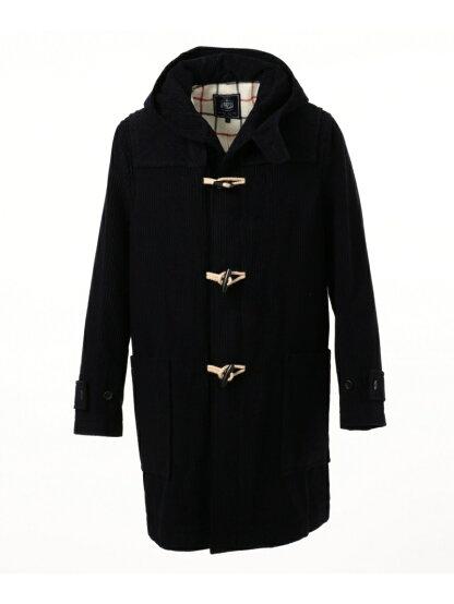 Wool Corduroy Duffle Coat COOVYW0316