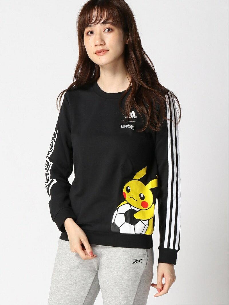 トップス, スウェット・トレーナー adidas Sports Performance Pokemon Pikachu Sweatshirt