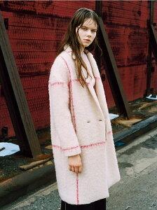 「逃げ恥」9話の新垣結衣ちゃんの衣装のピンクコート