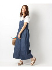 Heather キャミオールインワン ヘザー【送料無料】