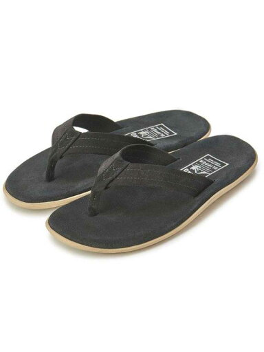 Slippers 1431-499-7529: Black