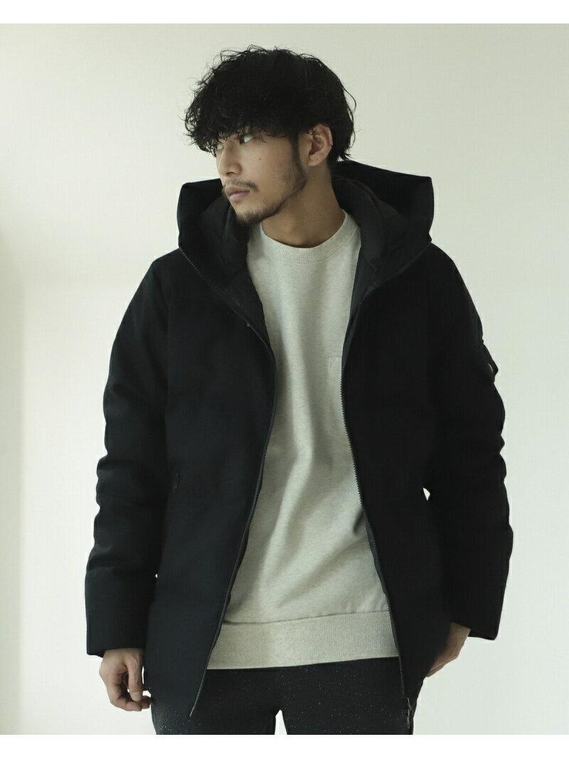 メンズファッション, コート・ジャケット SALE50OFFBEAMS MEN BEAMS Wool Down Parka