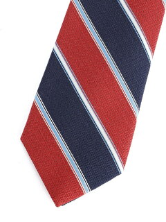 Vanners Silk Stripe Tie NY01045