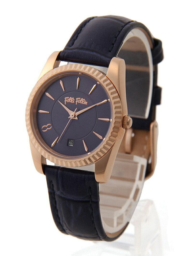 【SALE/50%OFF】Folli Follie CHRONOS TALES ウォッチ/腕時計(BL) フォリフォリ ファッショングッズ 腕時計 ブルー【送料無料】