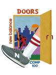 Urban Research Doors x New Balance MLC100: ND DM14