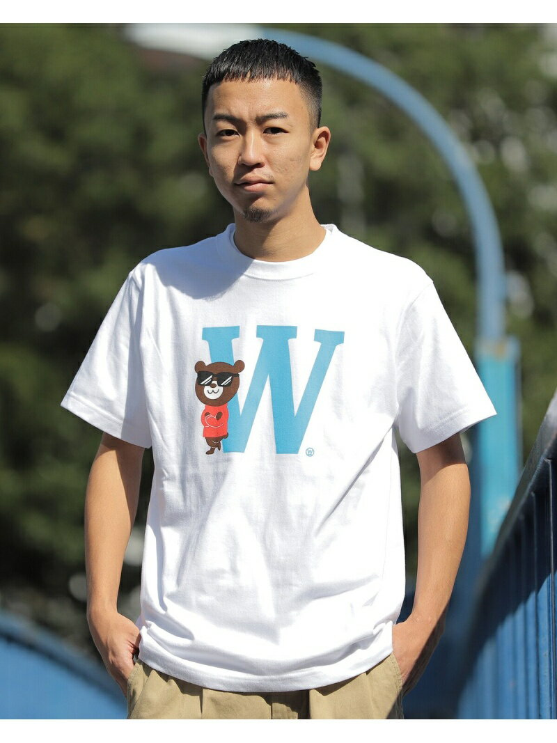 トップス, Tシャツ・カットソー BEAMS T The Wonderful! design works. BEAR T T T
