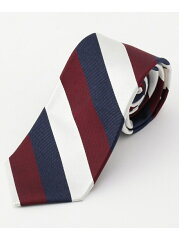 J. Press Freshers Regimental Tie TROVKS0103