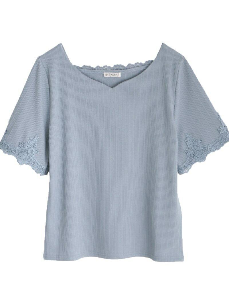 トップス, Tシャツ・カットソー SALE24OFFaxes femme (W)PO