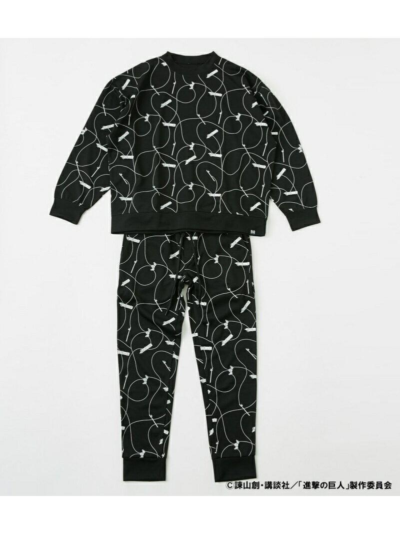 トップス, Tシャツ・カットソー R4G 3D MANEUVER GEAR TRACKSUIT