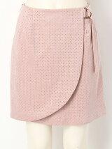 台形ラップ風スカート