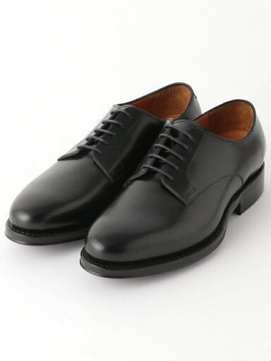 Plain Toe Derby Edward 3131-499-0548: Black