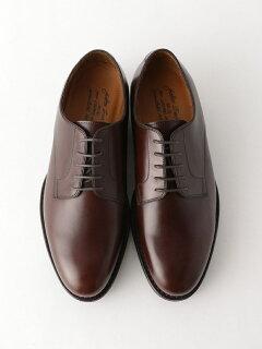 Plain Toe Derby Edward 3131-499-0548: Mocha