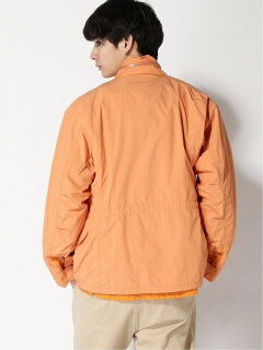 M65 Field Jacket Ripstop 11-18-5267-139: Orange