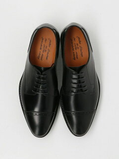 Punched Cap Toe Derby 3131-499-0499: Black