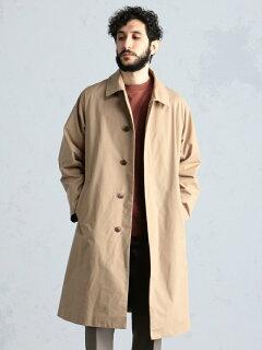 Weather Cloth Raglan Coat 51-19-0273-565: Beige