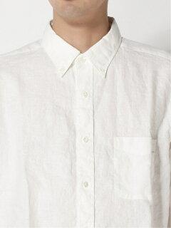 Linen Buttondown Shirt 11-11-5969-139: White