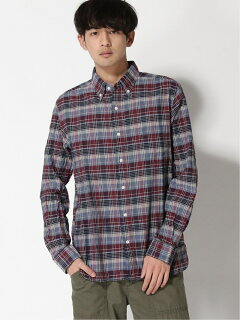 Madras Buttondown Shirt 11-11-5974-139